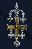 Jerusalem Cross - Amulet