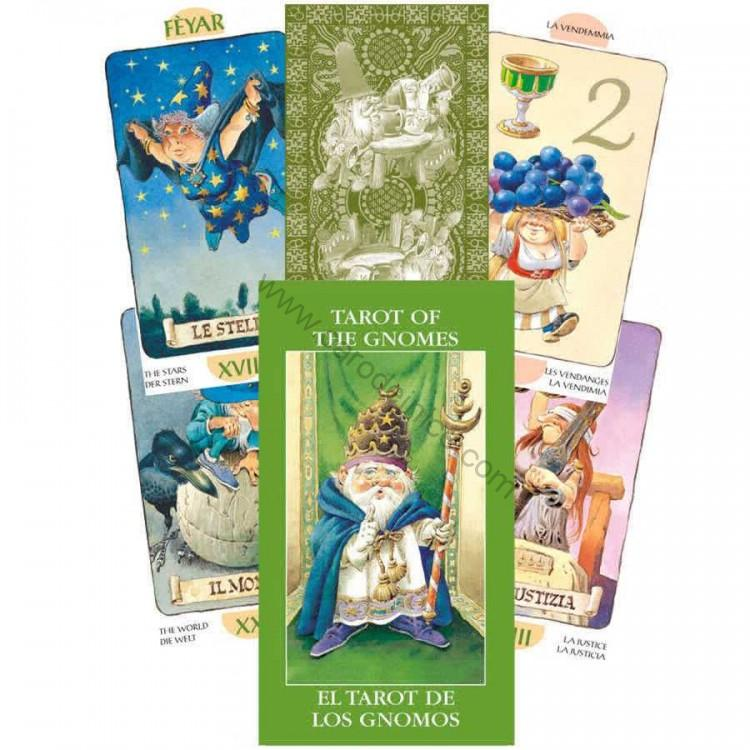 Mini Tarot of the Gnomes (eng)
