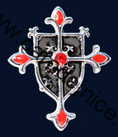 Shield Cross - Amulet