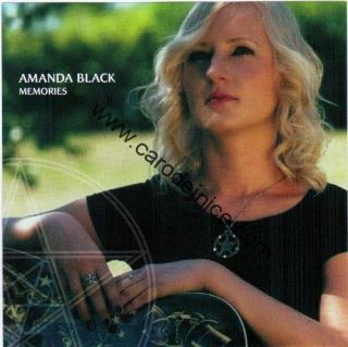 CD Amanda Black Memories