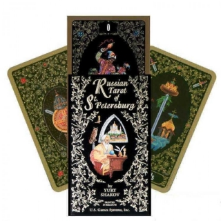 Russian Tarot of St. Petersburg (eng)