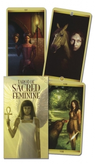 Tarot of the Sacred Feminine (eng)
